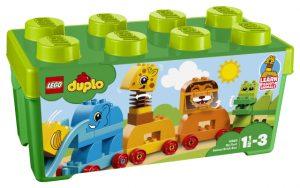 Lego Duplo 10863 Ensimmäiset Eläimeni -Palikkarasia