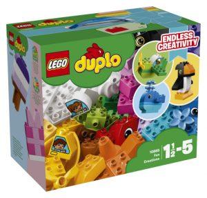 Lego Duplo 10865 Hauskat Luomukset