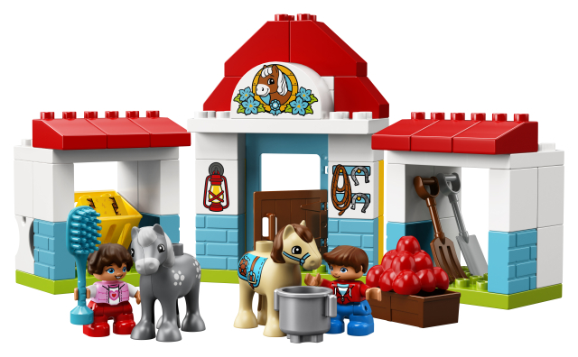 Lego Duplo 10868 Maatilan Ponitalli