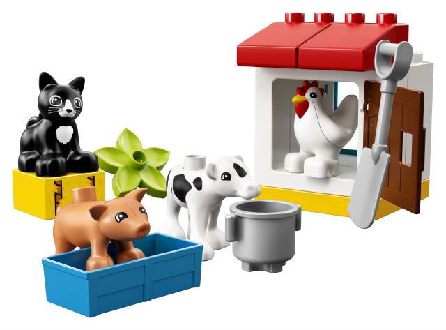 Lego Duplo 10870 Maatilan Eläimet