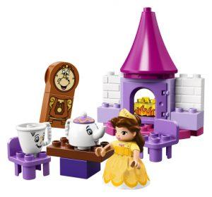 Lego Duplo 10877 Bellen Teekutsut