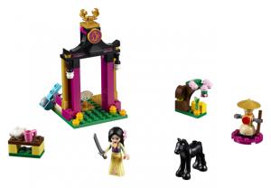 Lego Disney Princess 41151 Mulanin Harjoittelupäivä
