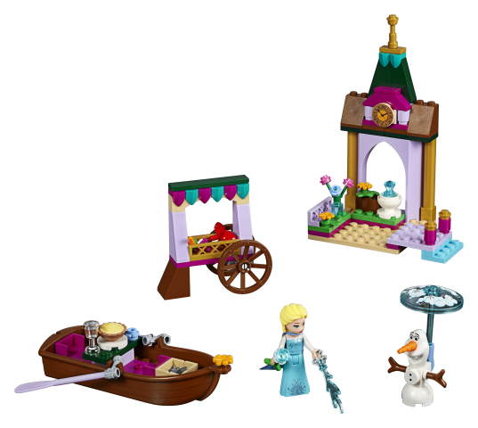 Lego Disney Princess 41155 Elsan Markkinaseikkailu