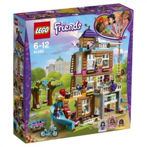 Lego Friends 41340 Ystävyyden Talo