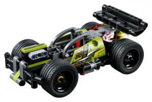Lego Technic 42072 MÄISKIS!