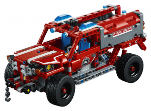 Lego Technic 42075 Ensivaste