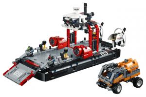 Lego Technic 42076 Ilmatyynyalus