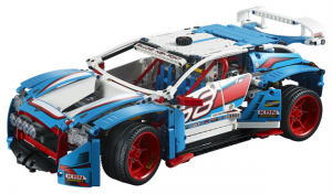 Lego Technic 42077 Ralliauto