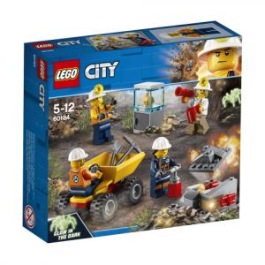 Lego City 60184 Kaivostiimi