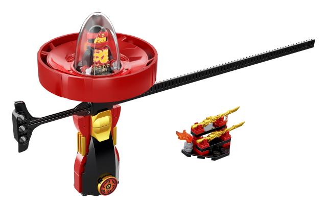 Lego Ninjago 70633 Kai – Spinjitzu Mestari