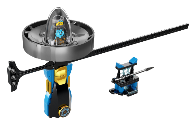 Lego Ninjago 70634 Nya – Spinjitzu Mestari
