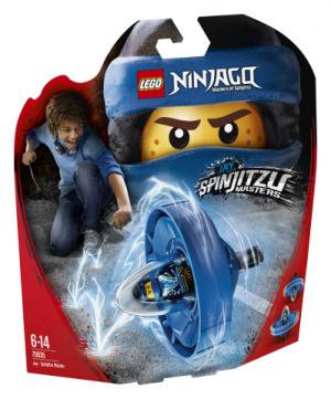 Lego Ninjago 70635 Jay – Spinjitzu Mestari
