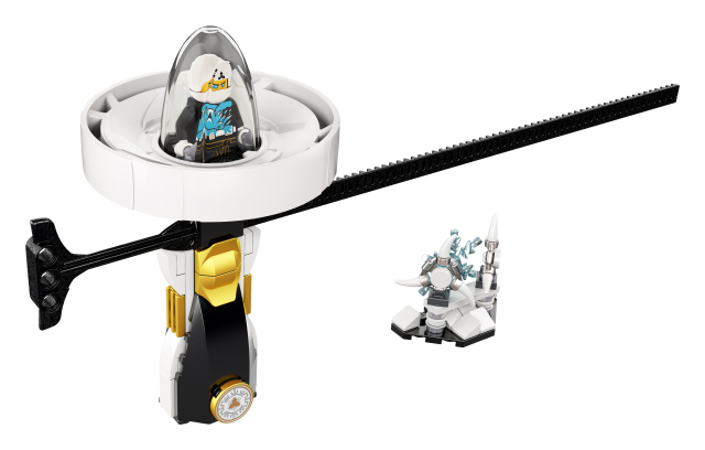 Lego Ninjago 70636 Zane – Spinjitzu Mestari