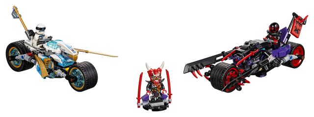 Lego Ninjago 70639 Käärmejaguaarin Katukisa