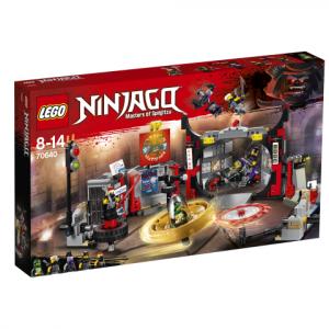 Lego Ninjago 70640 Garmadonin Poikien Päämaja