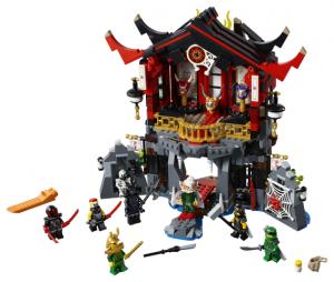 Lego Ninjago 70643 Ylösnousemuksen Temppeli