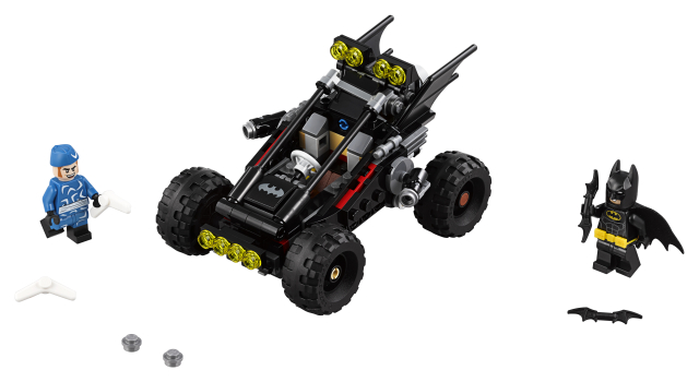 Lego Batman Movie 70918 Lepakkodyyniauto