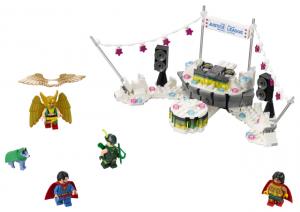 Lego Batman Movie 70919 Oikeuden Puolustajien Vuosipäiväjuhlat