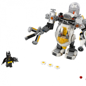 Lego Batman Movie 70920 Egghead™ ja Robottiruokasota