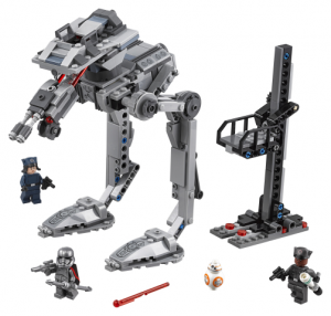 Lego Star Wars 75201 Ensimmäisen Ritarikunnan AT-ST