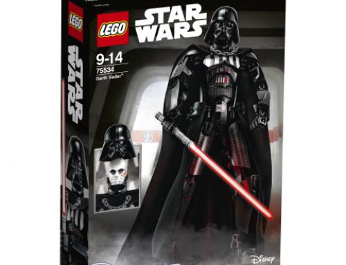 Tammikuun LEGO uutuus- ja täydennyskuorma on saapunut