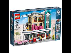 Lego Creator 10260 Keskustan Ruokapaikka