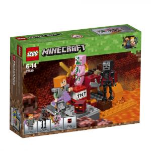 Lego Minecraft 21139 Hornataistelu