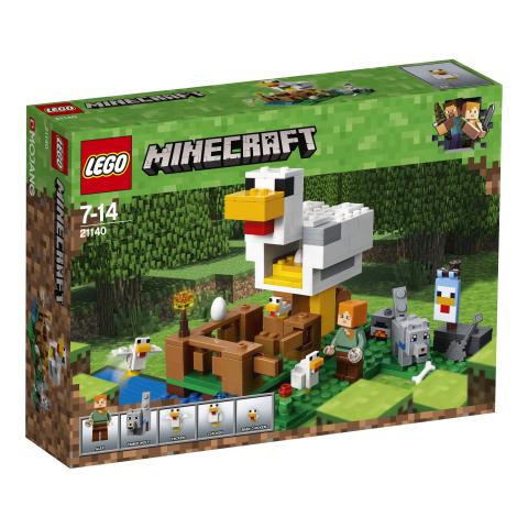 Lego Minecraft 21140 Kanakoppi