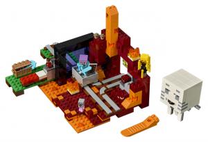 Lego Minecraft 21143 Hornaportaali