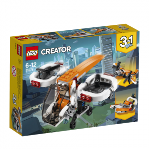 Lego Creator 31071 Lennokkitutkija
