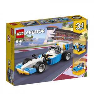 Lego Creator 31072 Hurjat Autot