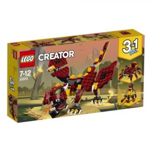 Lego Creator 31073 Myyttiset Olennot