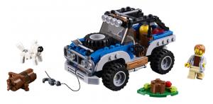 Lego Creator 31075 Takamaaseikkailut