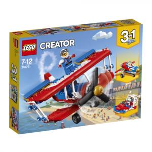 Lego Creator 31076 Hurjapään Taitolentokone