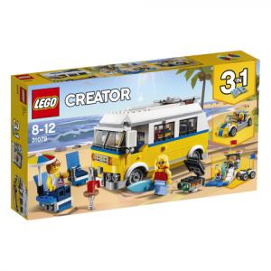 Lego Creator 31079 Aurinkoinen Surffipakettiauto