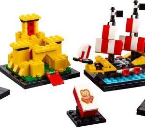 Lego 40290 : 60 Years of the LEGO Brick