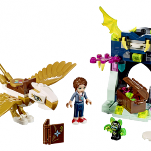 Lego Elves 41190 Emily Jones ja Kotkapako