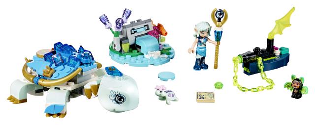 Lego Elves 41191 Naidan Vesikilpikonnaväijytys