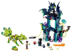 Lego Elves 41194 Nocturan Torni ja Maaketun Pelastusoperaatio