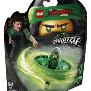Lego Ninjago 70628 Lloyd – Spinjitzu Mestari