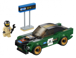 Lego Speed Champions 75884 Ford Mustang Fastback