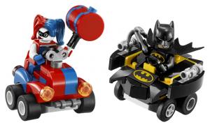 Lego Super Heroes 76092 Mighty Micros: Batman Vastaan Harley Quinn