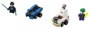 Lego Super Heroes 76093 Mighty Micros: Nightwing Vastaan The Joker