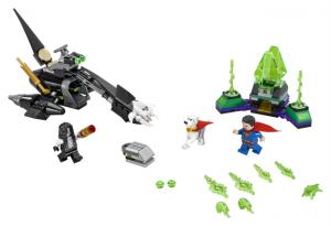 Lego Super Heroes 76096 Supermanin ja Krypton Tiimi