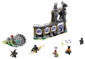 Lego Super Heroes 76103 Corvus Glaiven Puintihyökkäys