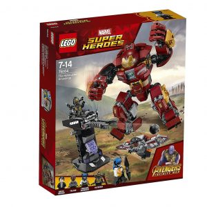 Lego Super Heroes 76104 Hulkintuhoajahävitys