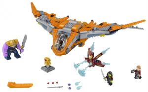 Lego Super Heroes 76107 Thanos: Suuri Taistelu