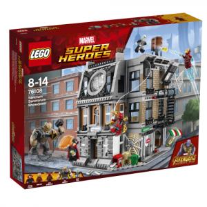 Lego Super Heroes 76108 Välienselvittely Kaikkein Pyhimmässä