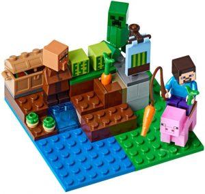 Lego Minecraft 21138 Melonifarmi