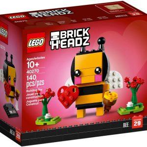 Lego BrickHeadz 40270 Valentine's Bee